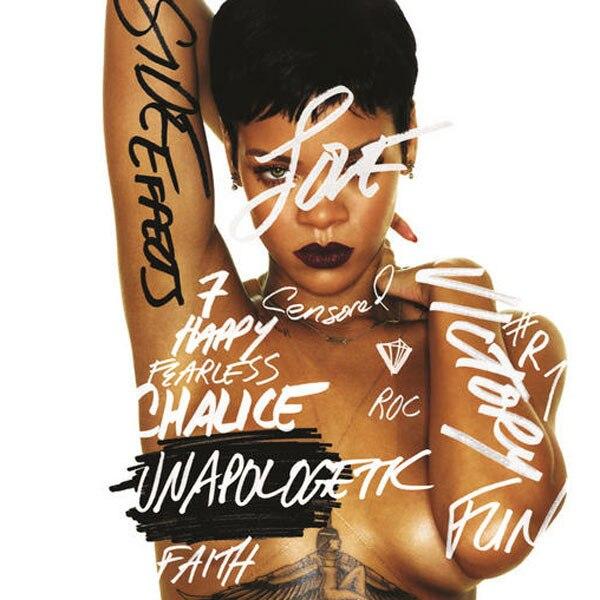 Unapologetic, Rihanna