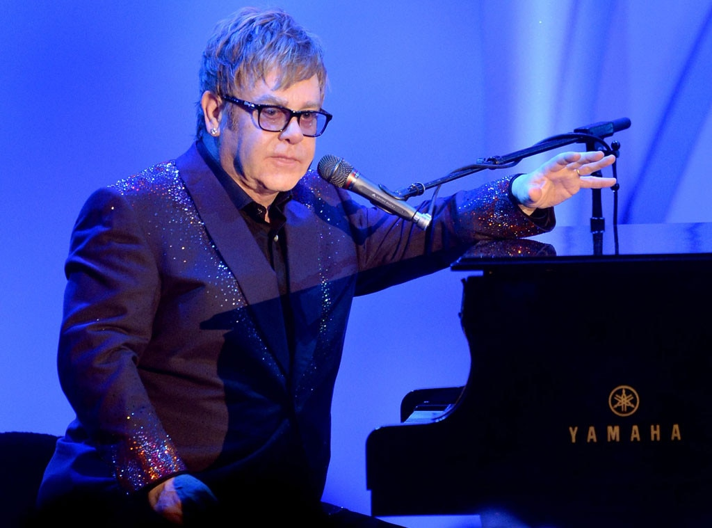 Elton John, Race to Erase MS Gala