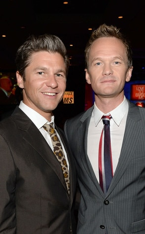 David Burtka, Neil Patrick Harris, Race To Erase MS Gala