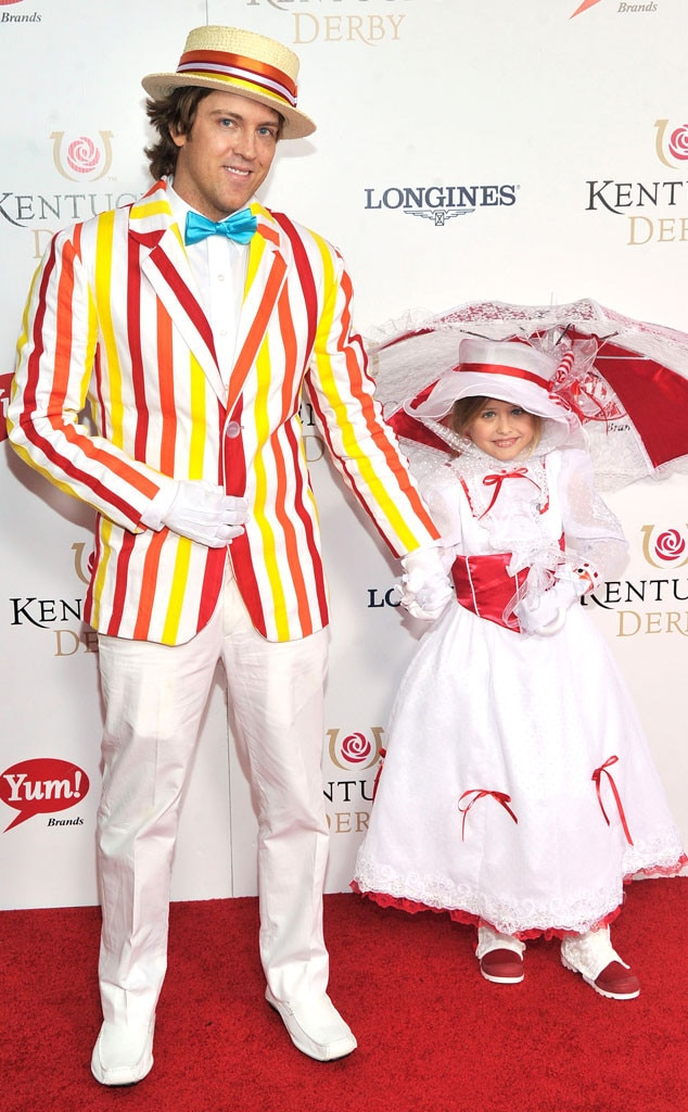 Kentucky Derby,  Larry Birkhead, Dannielynn Birkhead