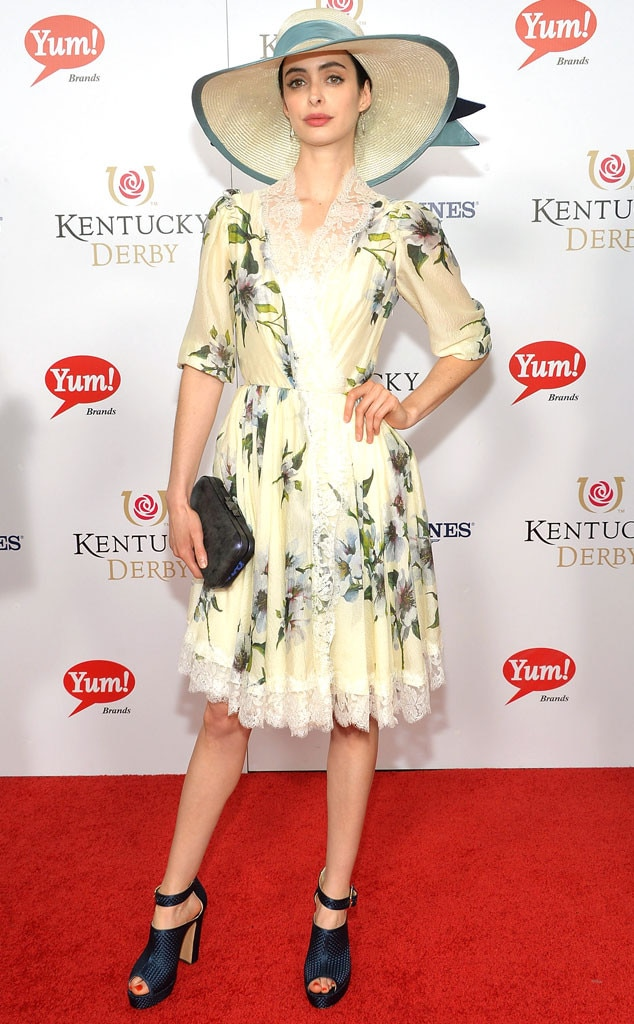 Kentucky Derby, Krysten Ritter
