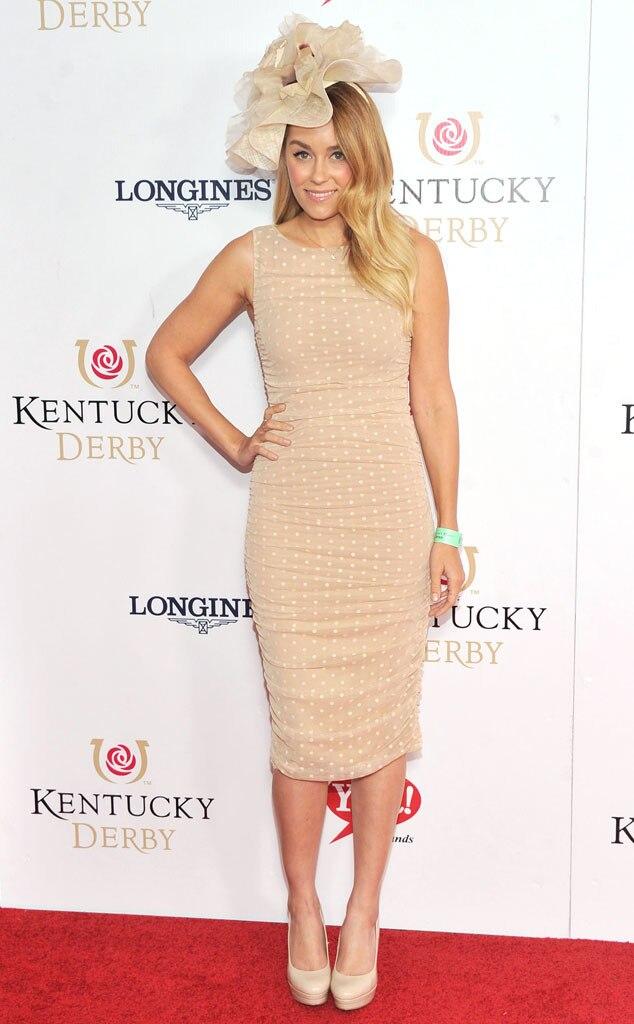 Kentucky Derby, Lauren Conrad