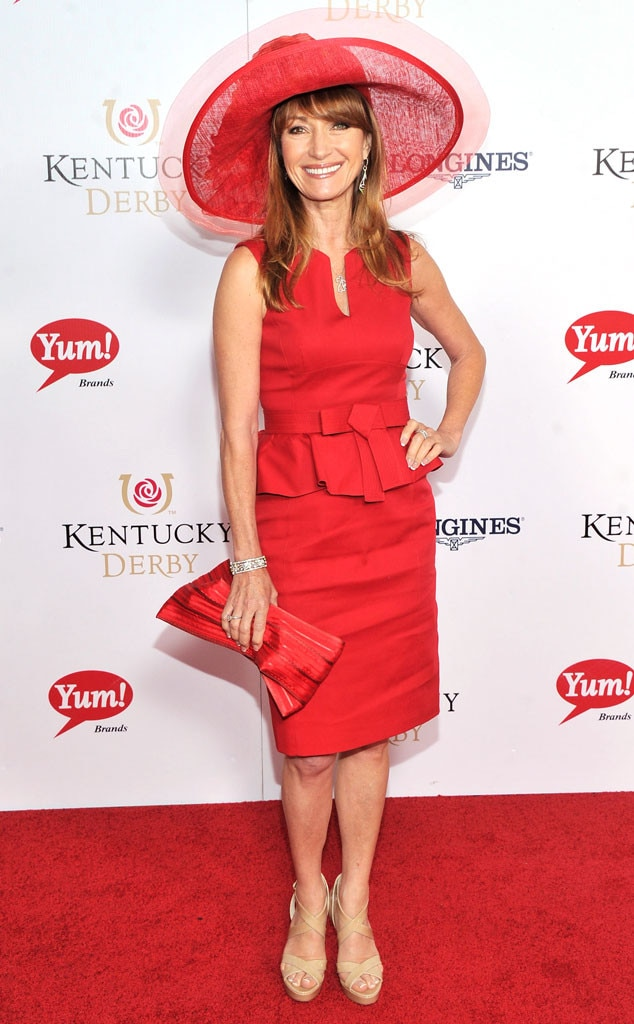 Kentucky Derby, Jane Seymour