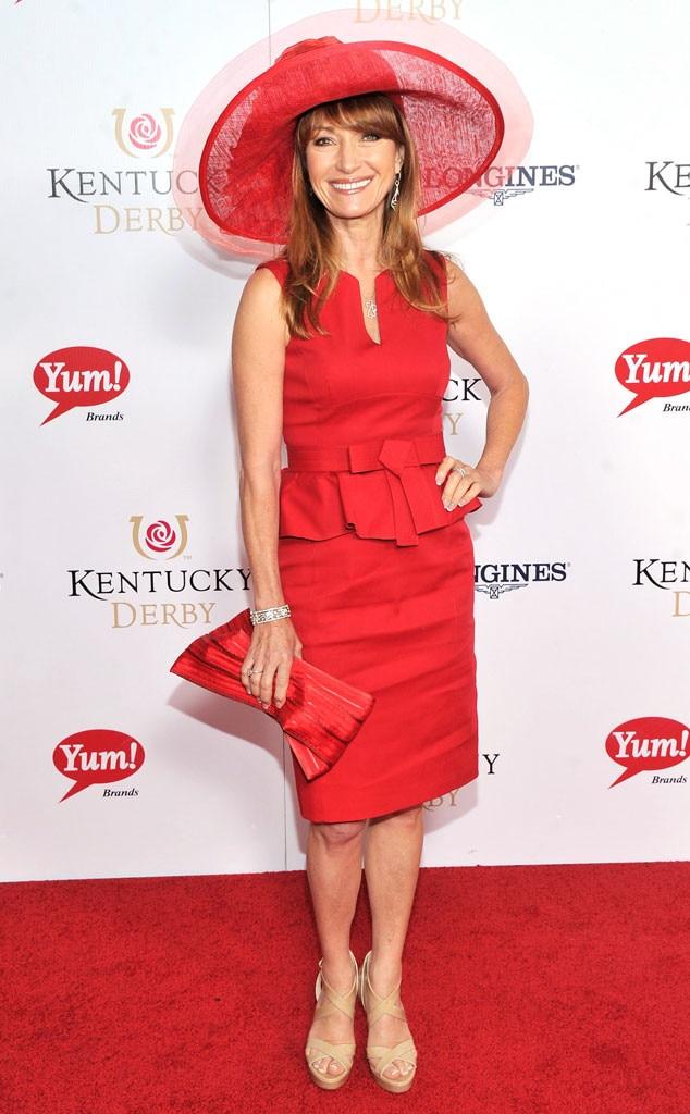 Kentucky Derby, Jane Seymour