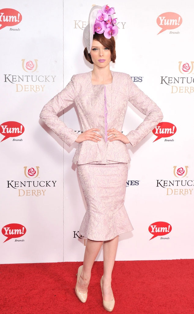 Kentucky Derby, Coco Rocha