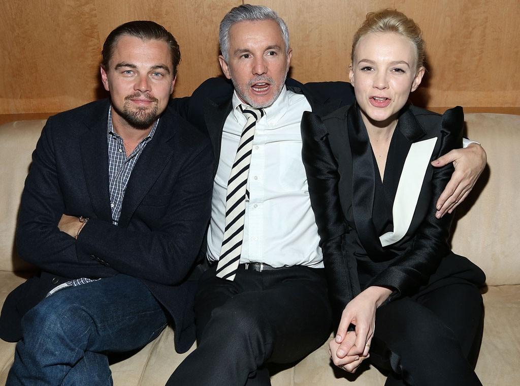 Leonardo DiCaprio, Baz Luhrmann, Carey Mulligan