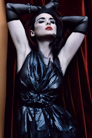 Wynona Ryder Interview Magazine