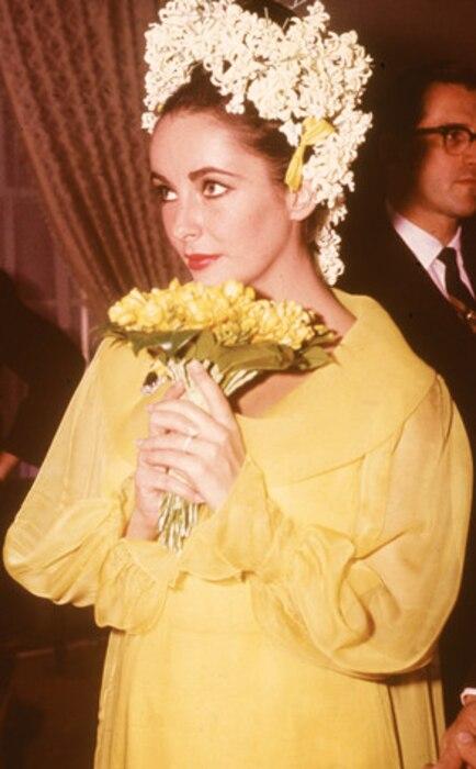 Elizabeth Taylor, Wedding