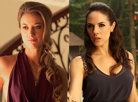 Lost Girl, Anna Silk, Zoie Palmer
