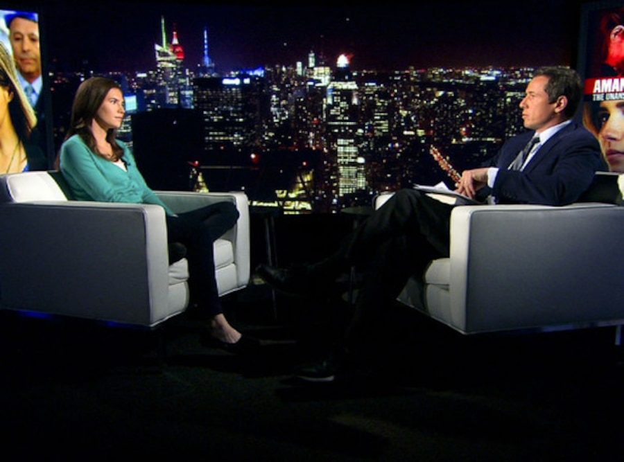 Amanda Knox Interview
