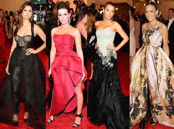 Best Dressed MET Gala