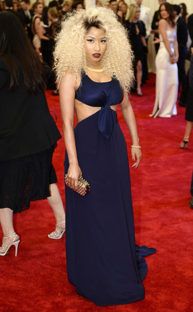 Nicki Minaj , MET Gala