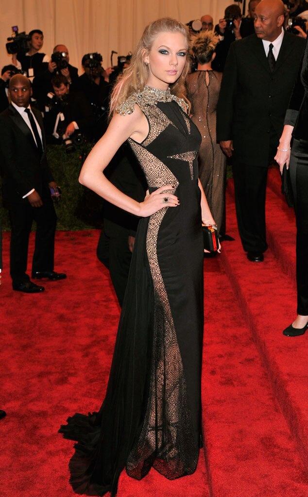 Taylor Swift, MET Gala, 2013