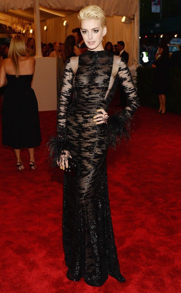 Anne Hathaway, MET Gala