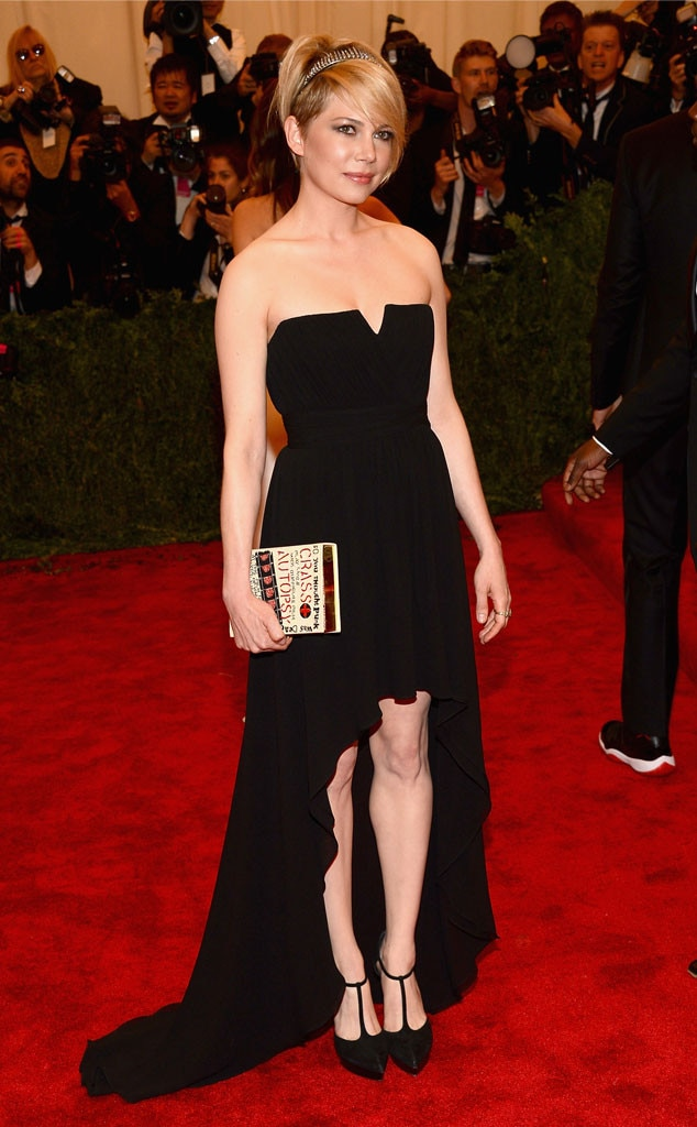 Michelle Williams, MET Gala