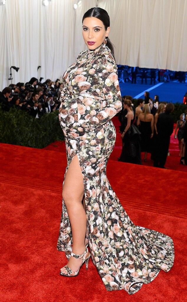 Kim Kardashian, MET Gala