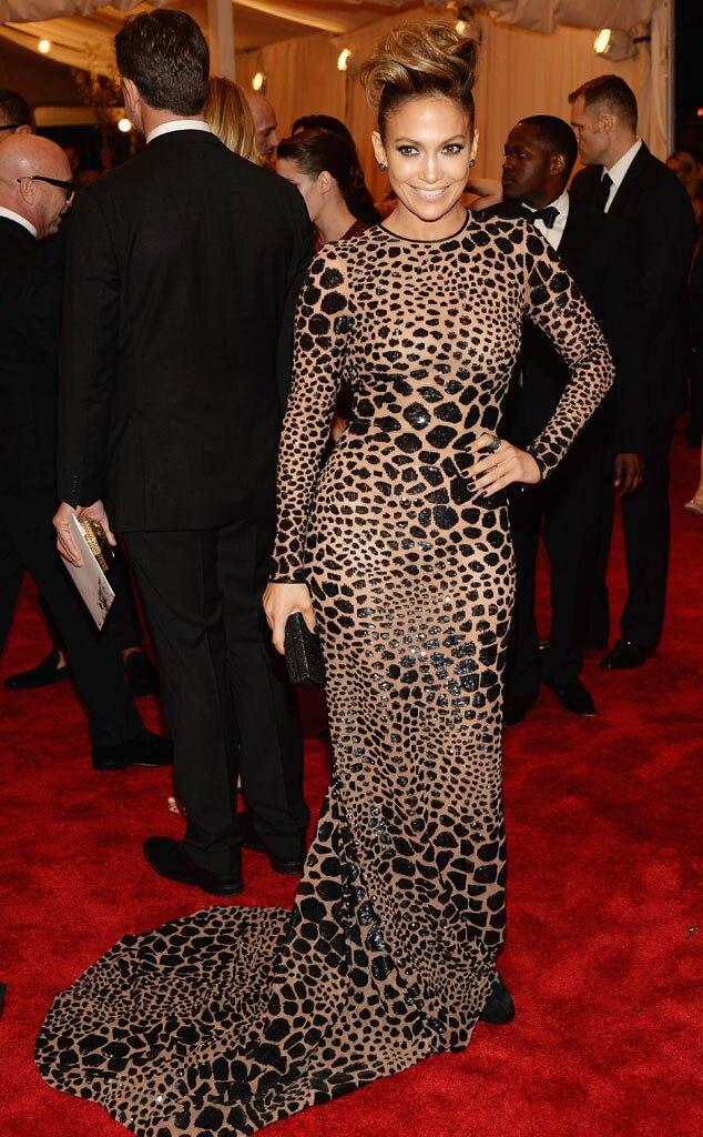 Jennifer Lopez, MET Gala