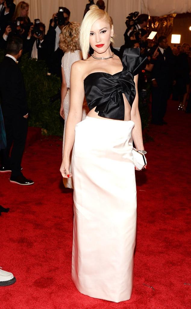 Gwen Stefani, MET Gala