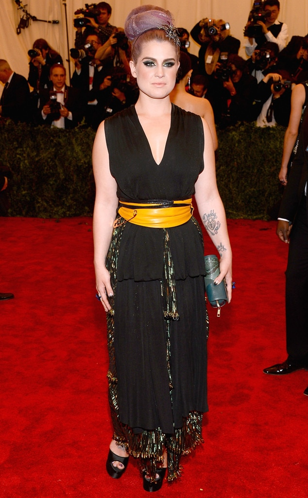 Kelly Osbourne, MET Gala