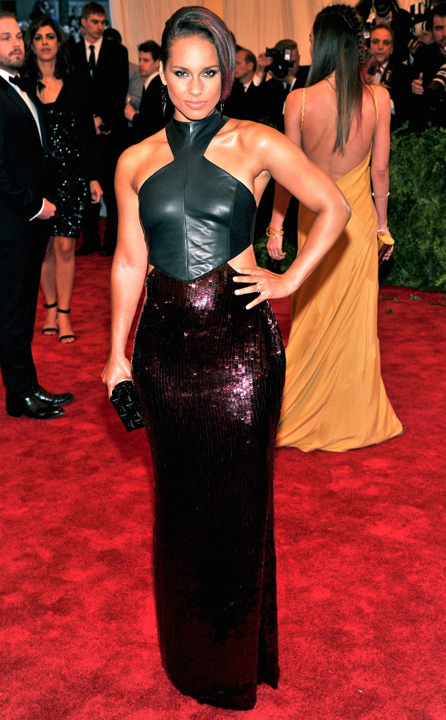 Alicia Keys, MET Gala