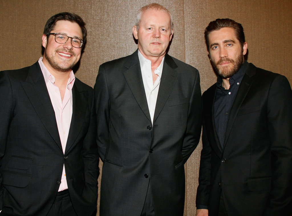 Rich Sommer,  David Morse, Jake Gyllenhaal