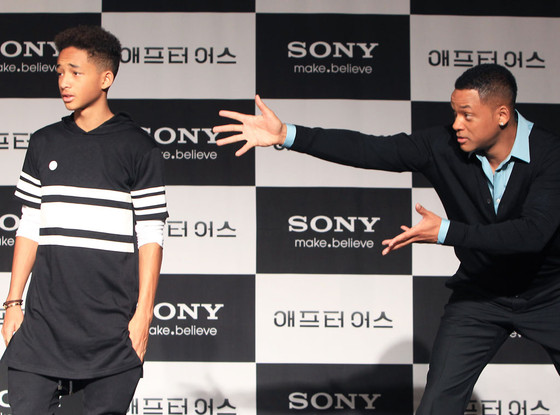 Will Smith, Jaden Smith