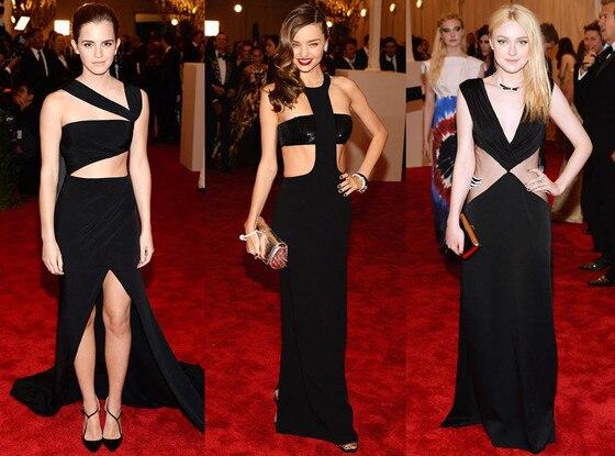 Emma Watson, Miranda Kerr, Dakota Fanning