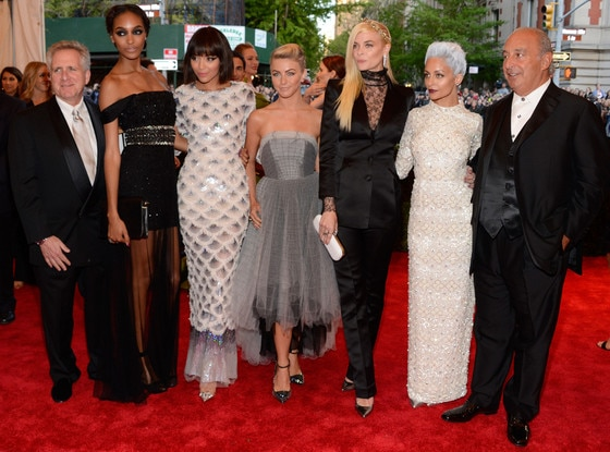 Jourdan Dunn, Ashley Madekwe, Julianne Hough, Jaime King, Nicole Richie, Sir Phi