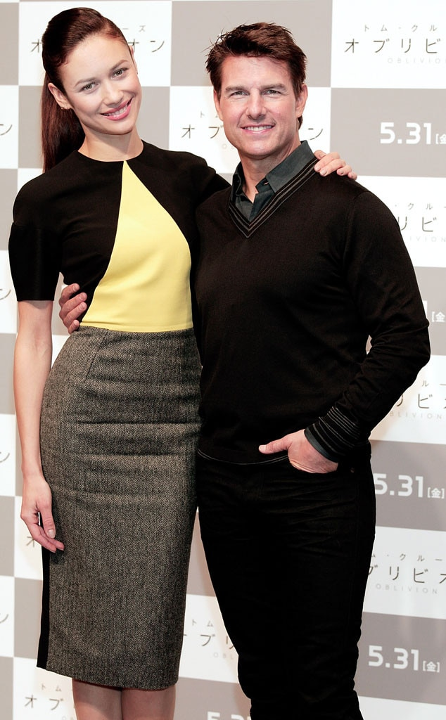 Tom Cruise, Olga Kurylenko