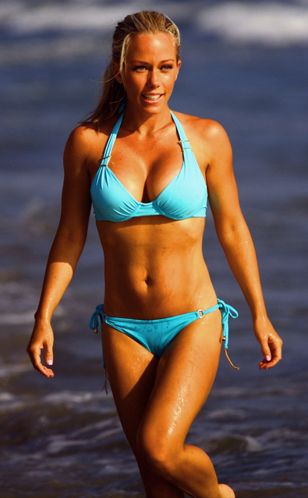 Kendra Wilkinson Baskett From Bikini Gallery E News