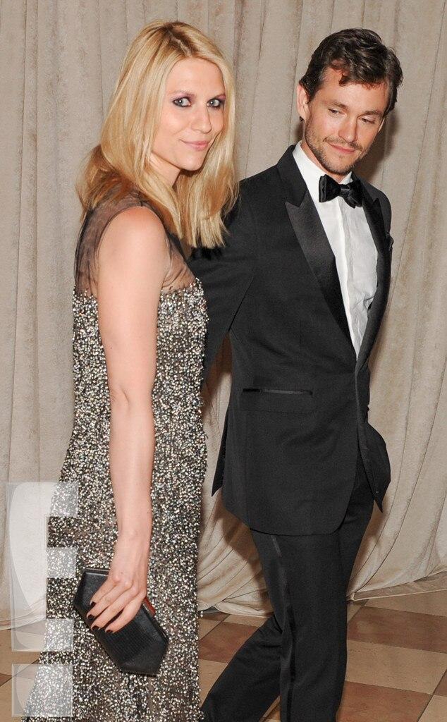 Claire Danes, Hugh Dancy, MET Gala