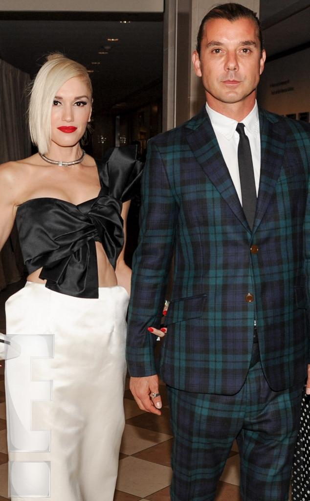 Gwen Stefani, Gavin Rossdale, MET Gala