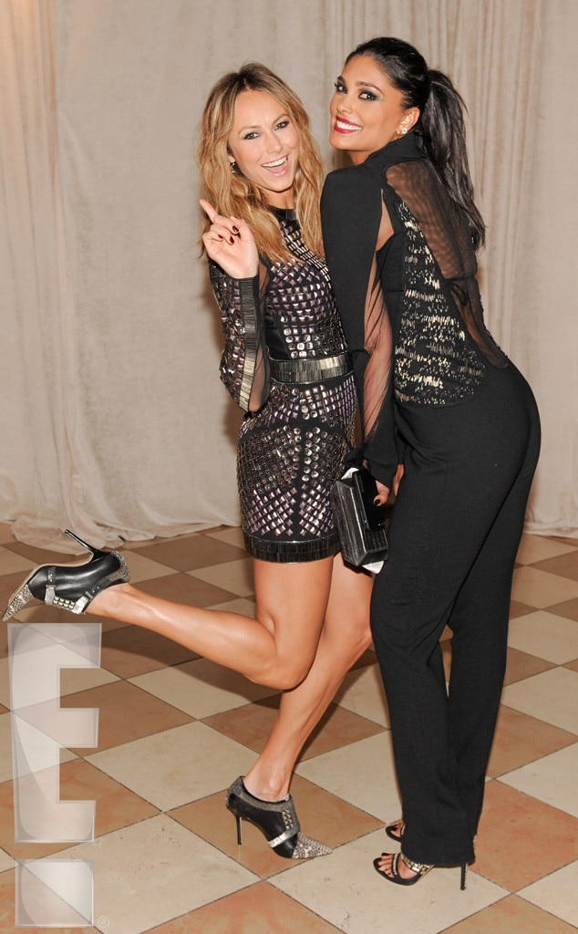 Stacy Keibler, Rachel Roy, Met Gala