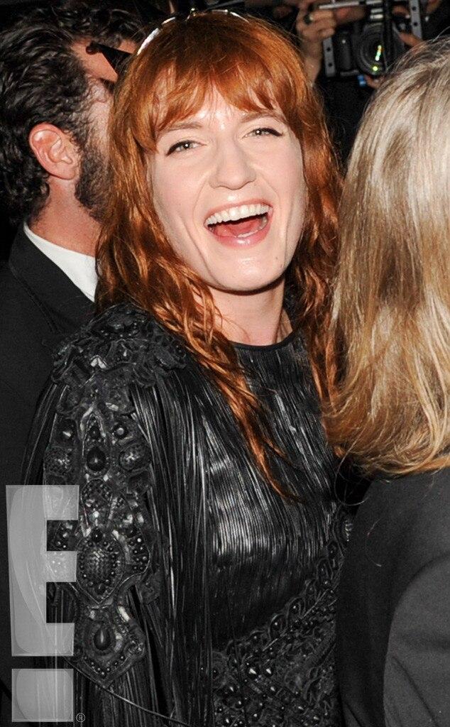 Florence Welsh, Met Gala