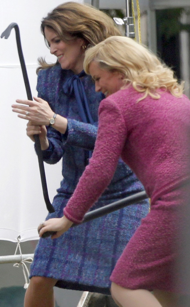 Tina Fey, Amy Poehler, Anchorman 2