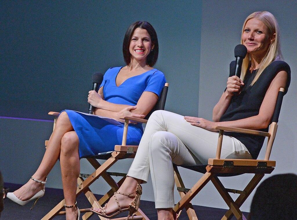 Jessica Seinfeld, Gwyneth Paltrow