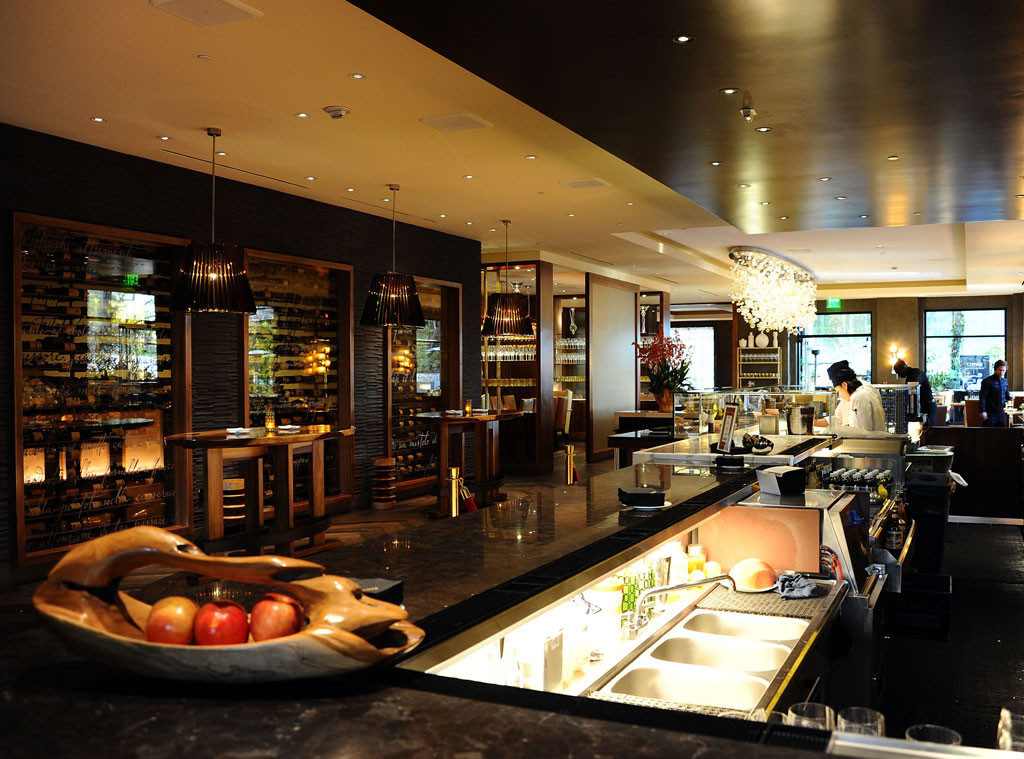Culina Modern Italian From The Chicest Restaurants In Los