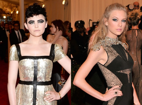 Ginnifer Goodwin, Taylor Swift, MET Gala