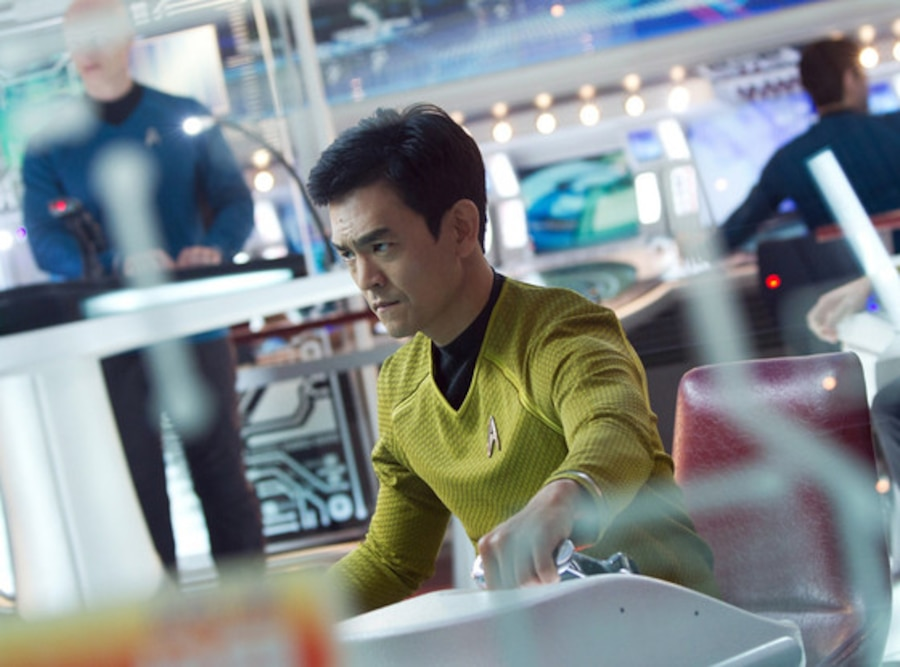 Star Trek Into Darkness, John Cho