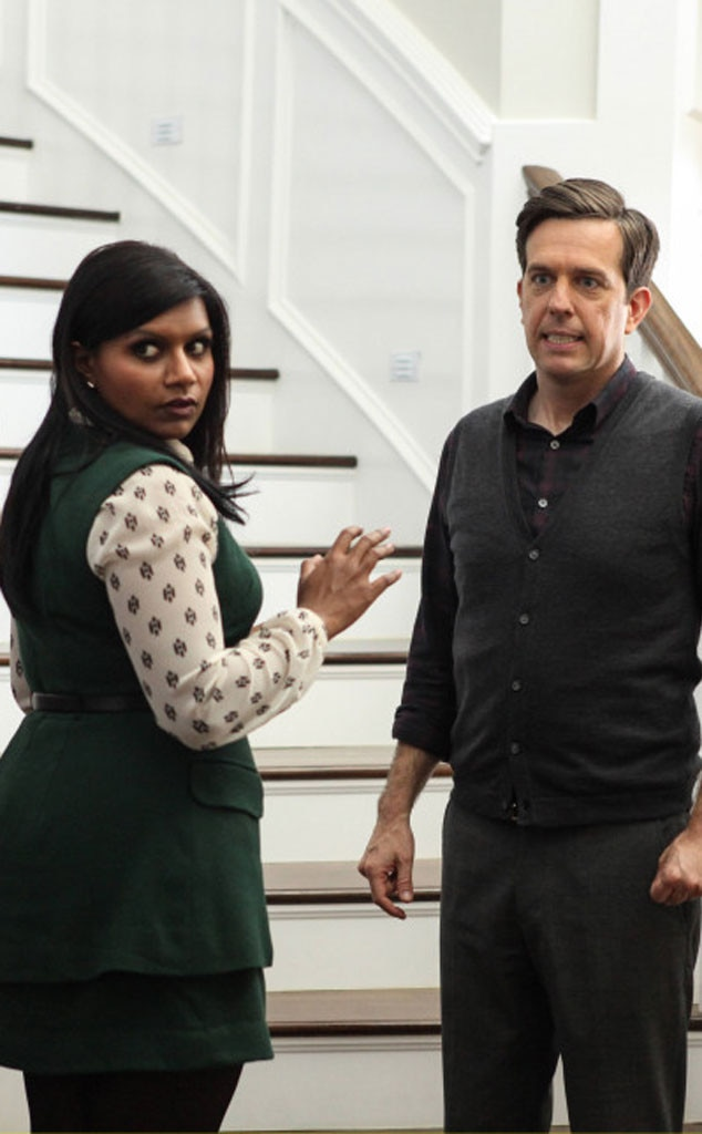 THE MINDY PROJECT, Mindy Kaling, Ed Helms