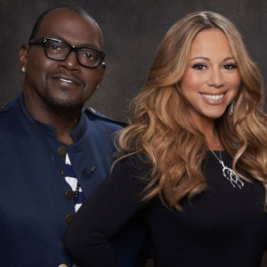 Randy Jackson, Mariah Carey