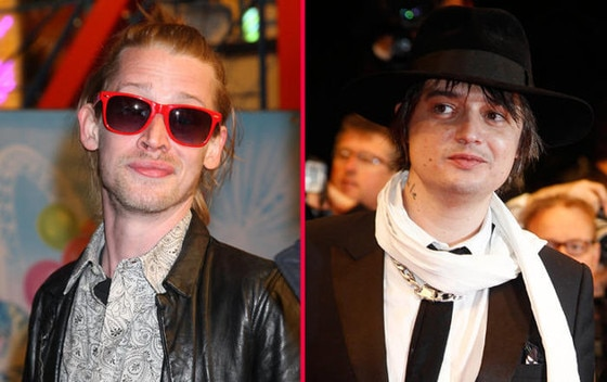 Macaulay Pete Doherty