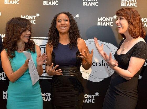 Rosie Perez, Diane Neal, Tracie Thoms