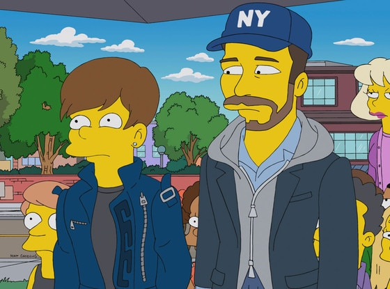 Justin Bieber,  THE SIMPSONS