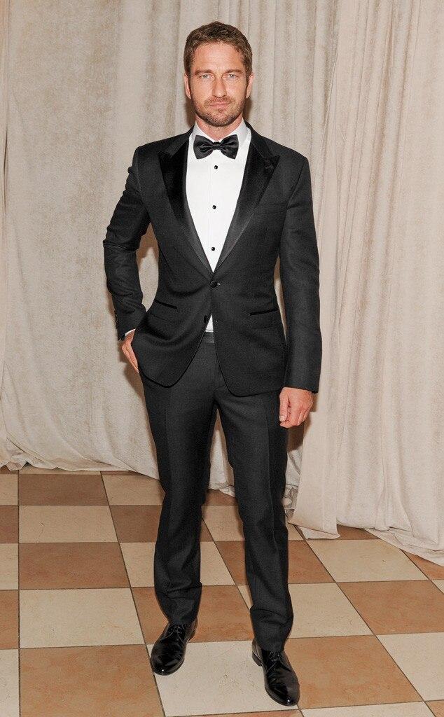 Gerard Butler, MET Gala