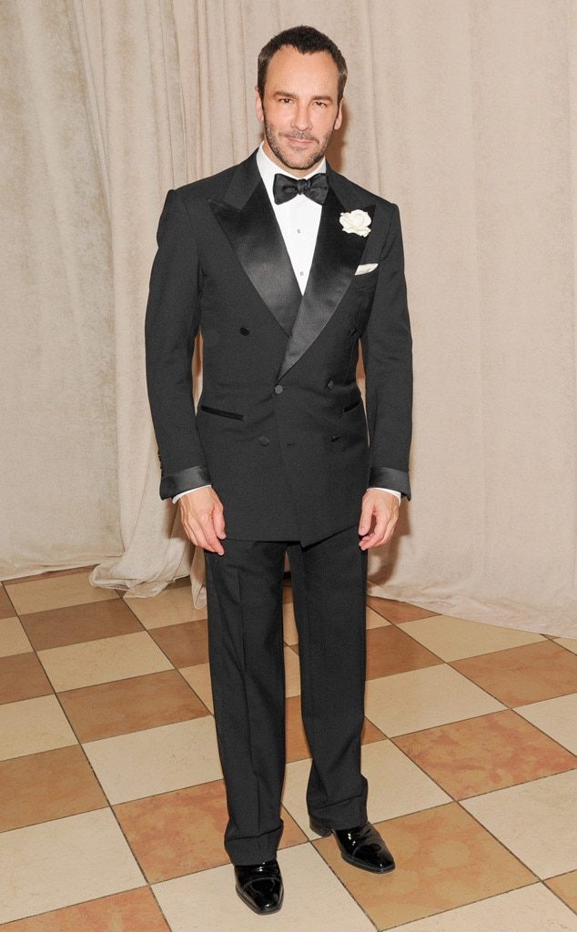 Tom Ford, MET Gala