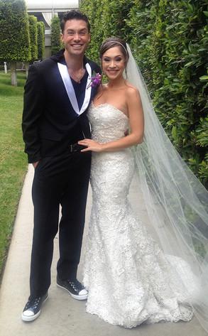 Wedding, Ace, Diana
