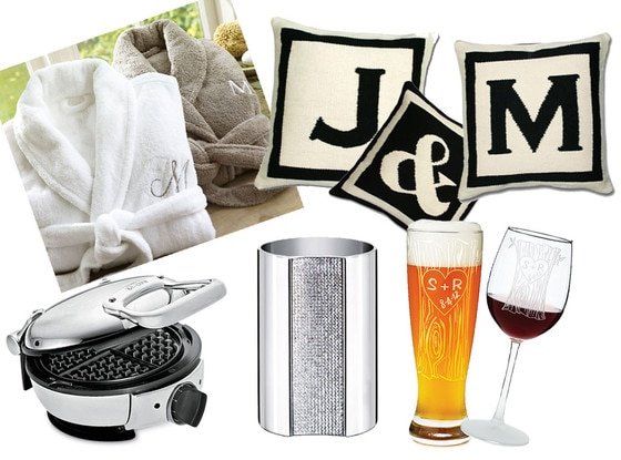 Wedding Gift Ideas For Couples Not Registry : Wedding Gift Guide