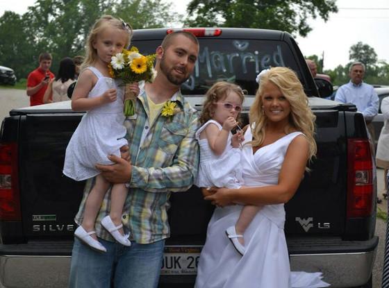 Teen Mom 2's Corey Simms Re-Marries, Weds Miranda