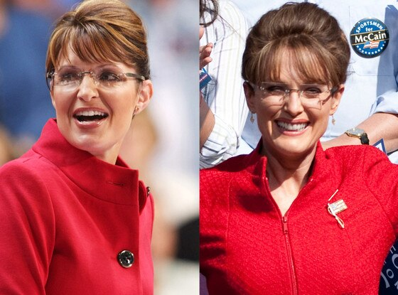 Sarah Palin, Julianne Moore, Game Change